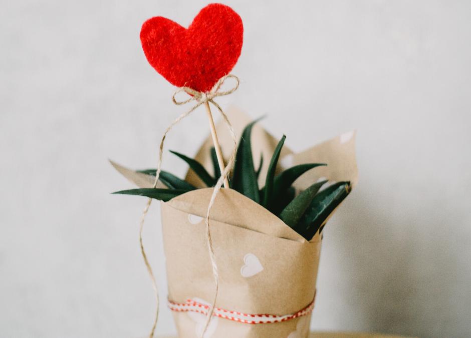 Nasze pomysły naEKO Walentynki